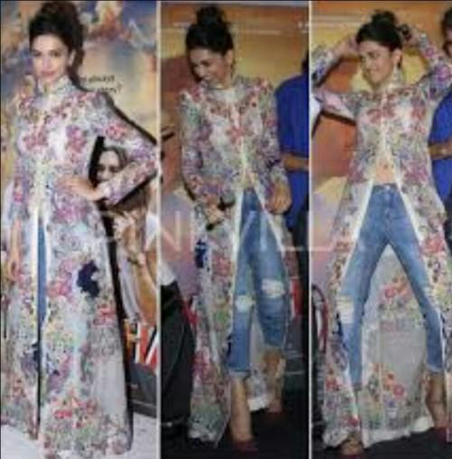 Want Deepika Padukone's outfit - SeenIt