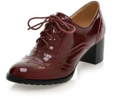 Similar to these oxfords - SeenIt
