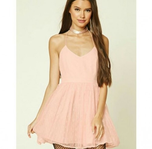 a pink dress similar to this - SeenIt