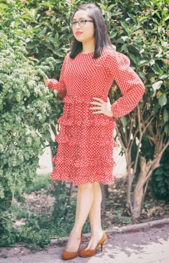 I'm looking for similar red dress - SeenIt