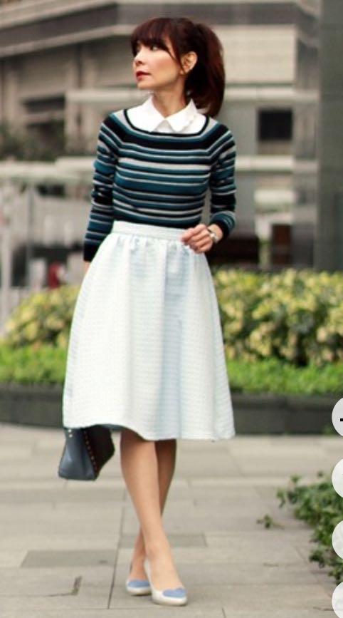 Need a similar striped top.. - SeenIt
