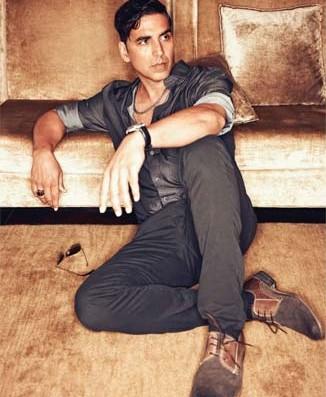 Looking for similar tan oxford Akshay Kumar is wearing - SeenIt