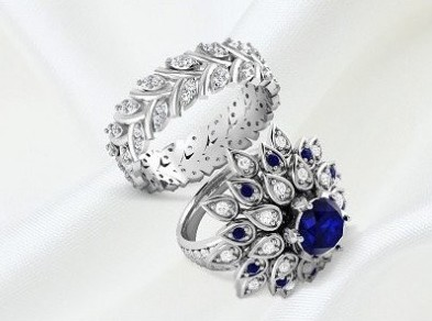 I'm looking for rings similar to these two. - SeenIt