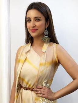 Want this similar silver tassel earrings that Parineeti Chopra is wearing - SeenIt