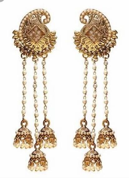 Looking for similar earrings. - SeenIt