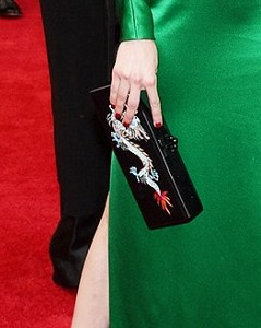 I'm looking for this box clutch - SeenIt