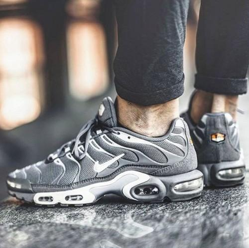 Looking for these grey running sneakers - SeenIt