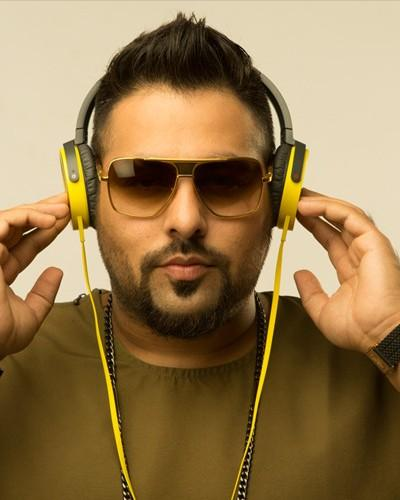 4acf446c9a Help me find these mustard headphones and brown sunglasses as seen on  Badshah - SeenIt