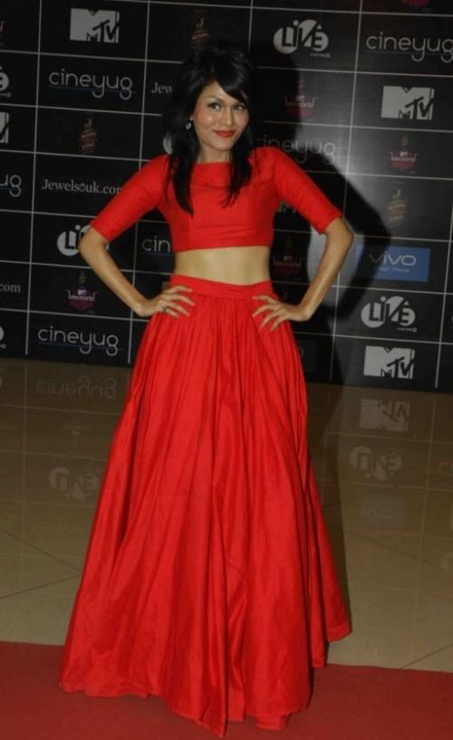Shop Diwali2017 Nehakakkar Outfit Skirt Top On Seenit 30665