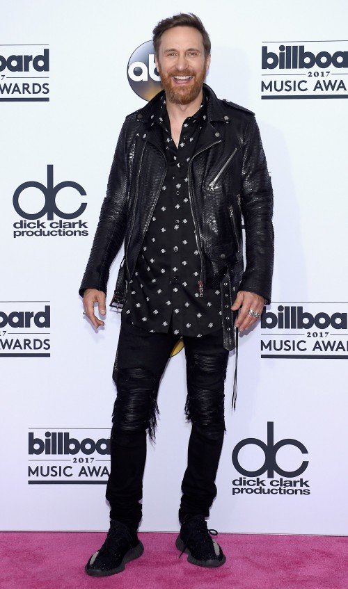 Yay or Nay? David Guetta spotted at the Billboard Music Awards last night in Vegas - SeenIt