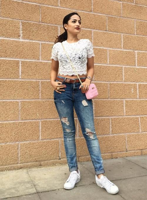 5d7fd09b876aa I m looking for a similar white lace croptop