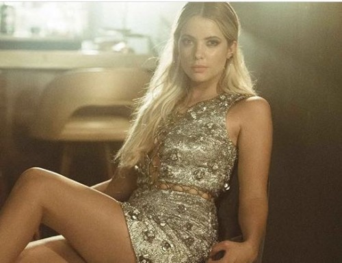 Yay or Nay ? Ashley Benson in this embellished dress - SeenIt