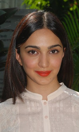 Looking for a similar brick red lipstick and pink blush as seen on Kiara Advani - SeenIt
