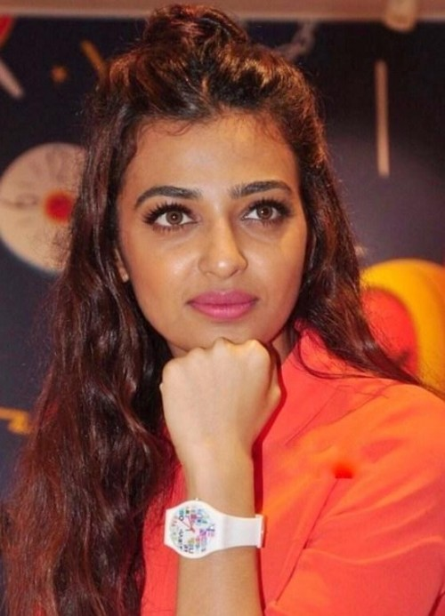 Looking for Radhika Apte's pink shade lipstick!! - SeenIt