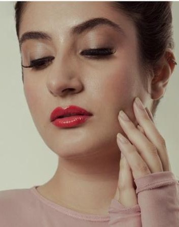I'm looking for a red lipgloss as seen on loveandotherbugs - SeenIt