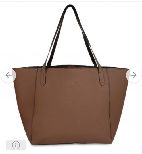 Want this brown tote - SeenIt