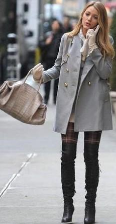 Would love to have this grey trench coat for winters! - SeenIt