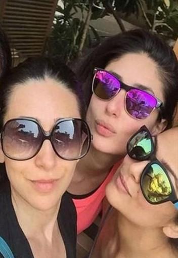 Help me find these pink reflectors as seen on Kareena Kapoor - SeenIt