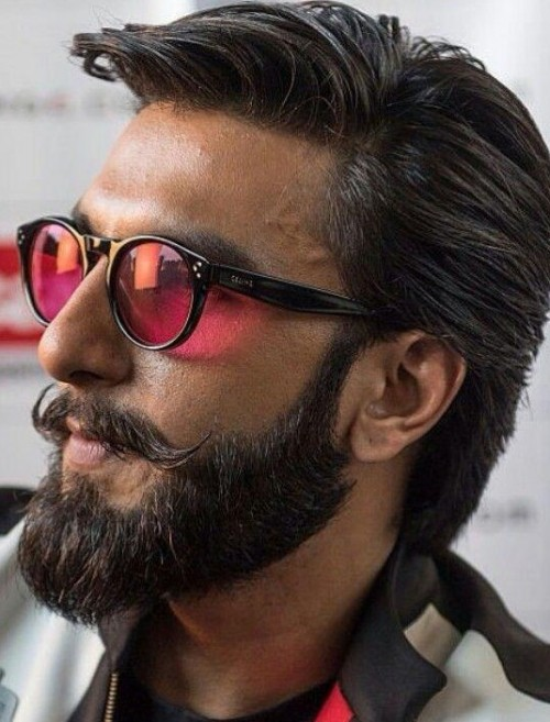looking for a similar oval sunglasses as seen on ranveer singh - SeenIt