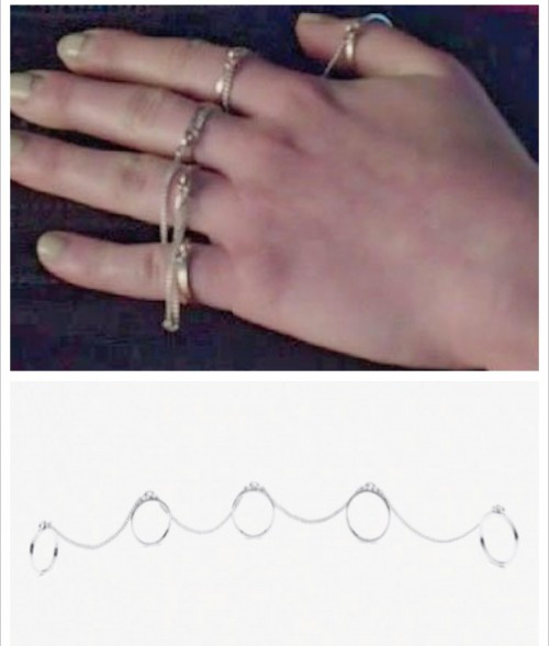 Looking for this five fingered ring. - SeenIt