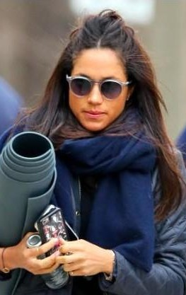 0c8efa0cc3 Looking for similar round shaped sunglasses that Meghan Markle is wearing.  - SeenIt