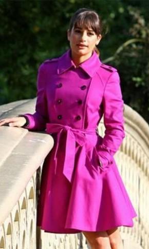 Looking for a similar dress coat like Rachel wore - SeenIt