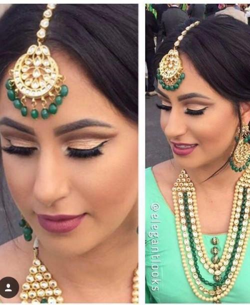 Want this kundan jewellery set - SeenIt