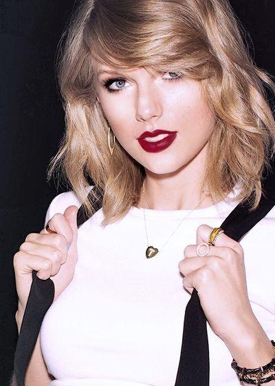 Looking for Taylor Swift's maroon matte lipstick - SeenIt