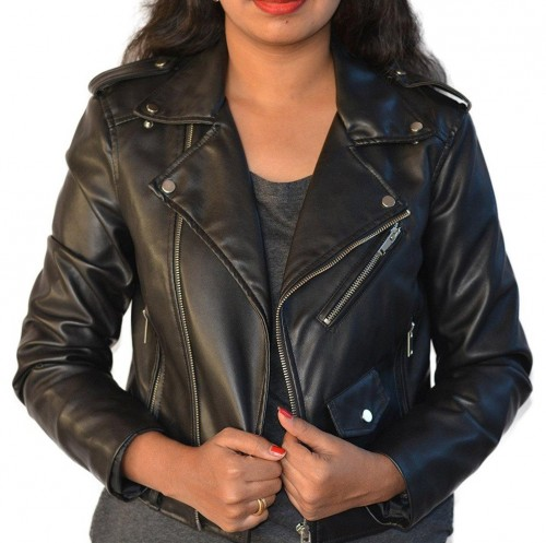 i want an exact leather jacket. only indian sites - SeenIt