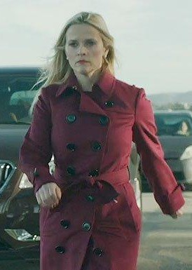 Looking for a similar trench coat that Madeline wore in Big Little Lies - SeenIt