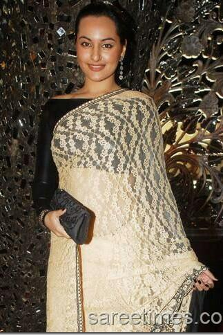 this blouse which sonakshi sinha is wearing - SeenIt