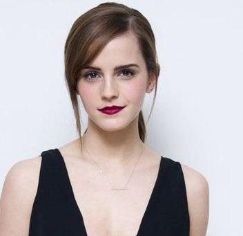Looking for a similar wine lipstick as seen on Emma Watson - SeenIt