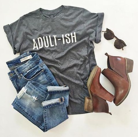 Looking for a grey top with