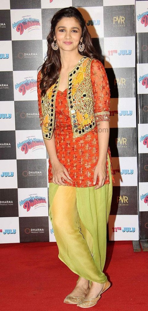 Want this embroidered jacket which Alia Bhatt is wearing - SeenIt