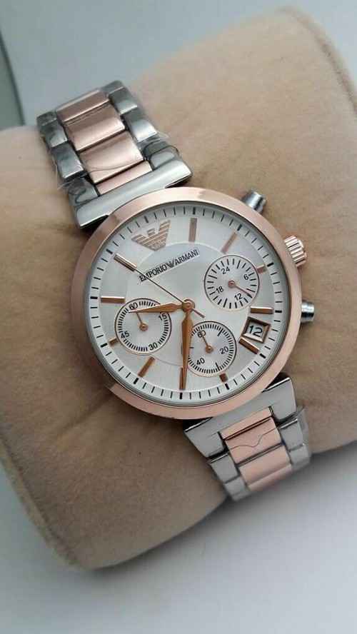 I m looking for this Armani watch - SeenIt