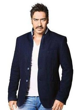 Looking for a similar navy blue blazer that Ajay Devgn is wearing. - SeenIt