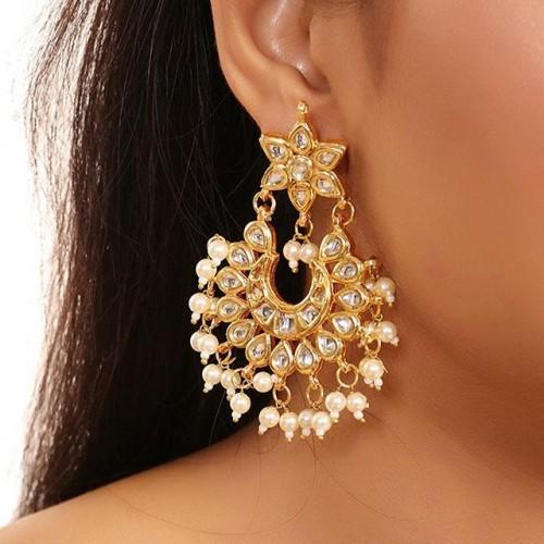 Want these kundan earrings - SeenIt