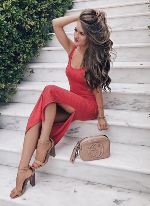 Want a Red dress like this ❤️ - SeenIt
