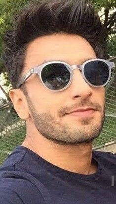 Looking for eyewear similar to ranveer singh's in this picture - SeenIt
