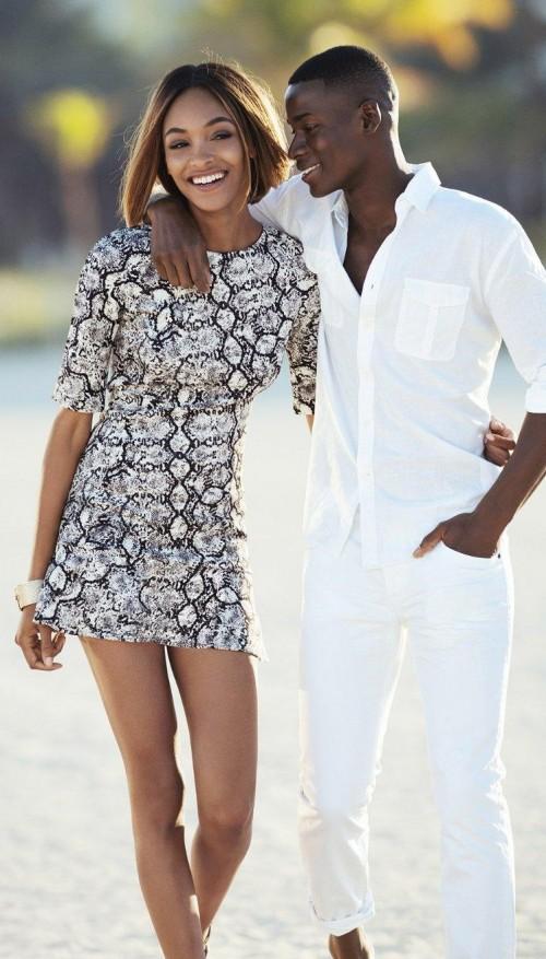 i am looking for similar snake skin dress as seen on jourdan dunn - SeenIt