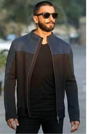 Where can i find this jacket which Ranveer Singh is wearing - SeenIt
