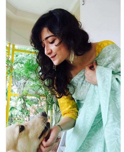Yay or Nay ?Mint saree? - SeenIt