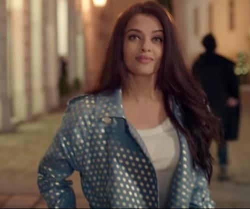 i want a similar blue jacket like Aishwarya Rai's from Ae dil hai mushkil - SeenIt
