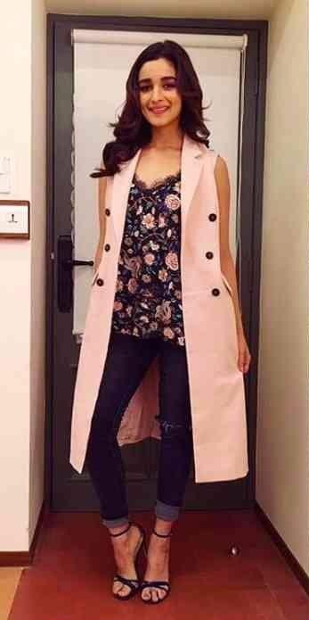 Shop Aliabhatt Voguebff Dress Jacket On Seenit 22239