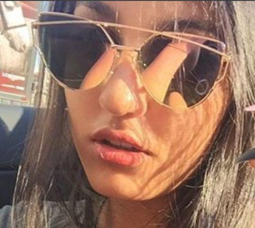 Similar sunglasses - SeenIt