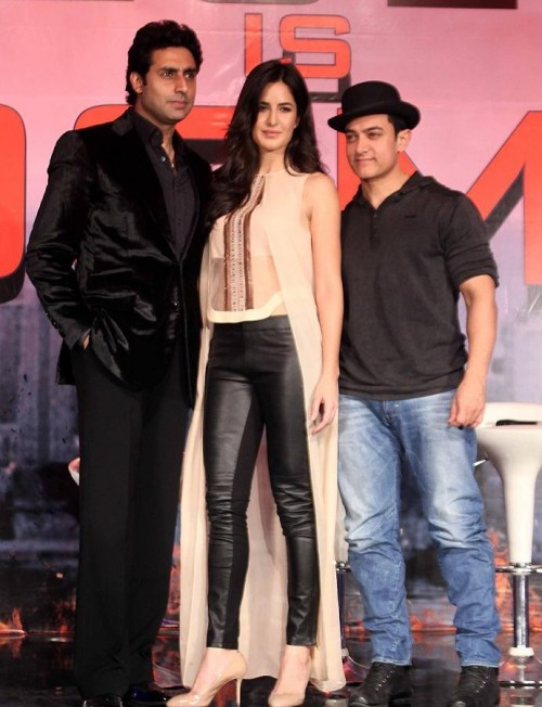 Help me find similar sheer cape top which Katrina Kaif is wearing - SeenIt