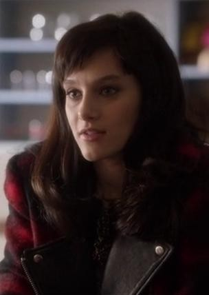 Layla's red plaid jacket please from nashville - SeenIt