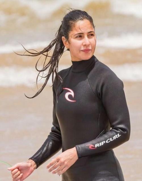 same swim suit which Katrina Kaif is wearing - SeenIt