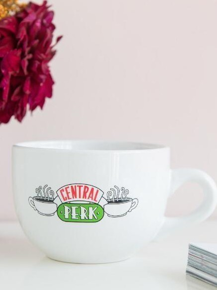 I want a similar friends cup/mug as seen here. - SeenIt