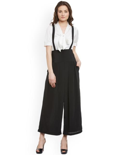 Looking for exact same black solid dungaree... - SeenIt